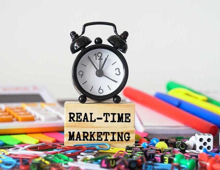 Real Time Marketing, la promozione di un Brand