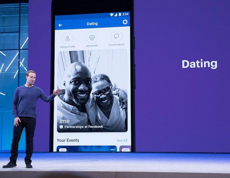 Facebook Dating: la novità nel settore incontri