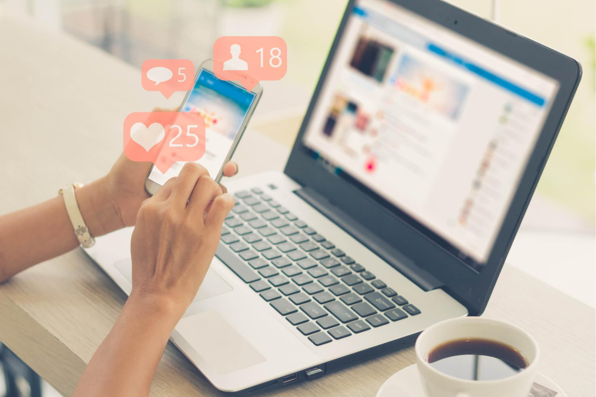 social media manager per aziende