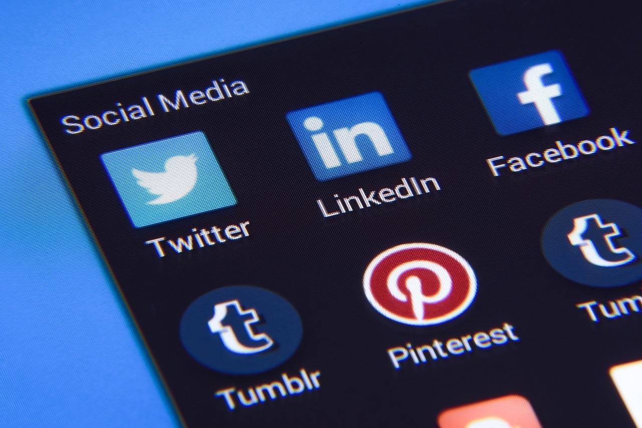 Social network dei concorrenti