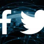 Twitter e Facebook