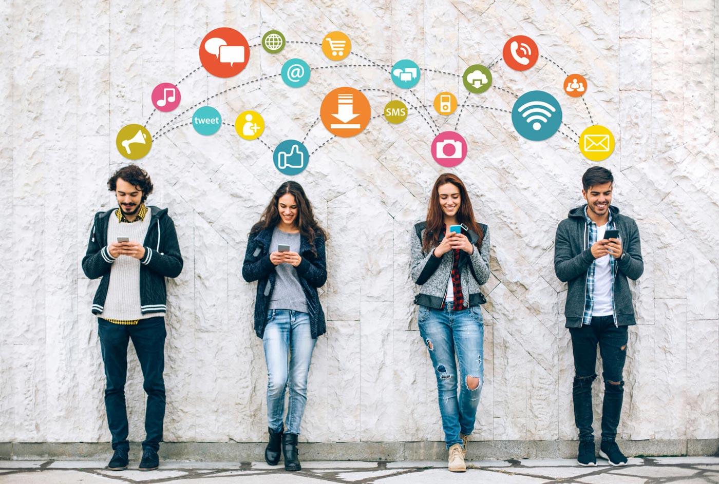 Tendenze social media